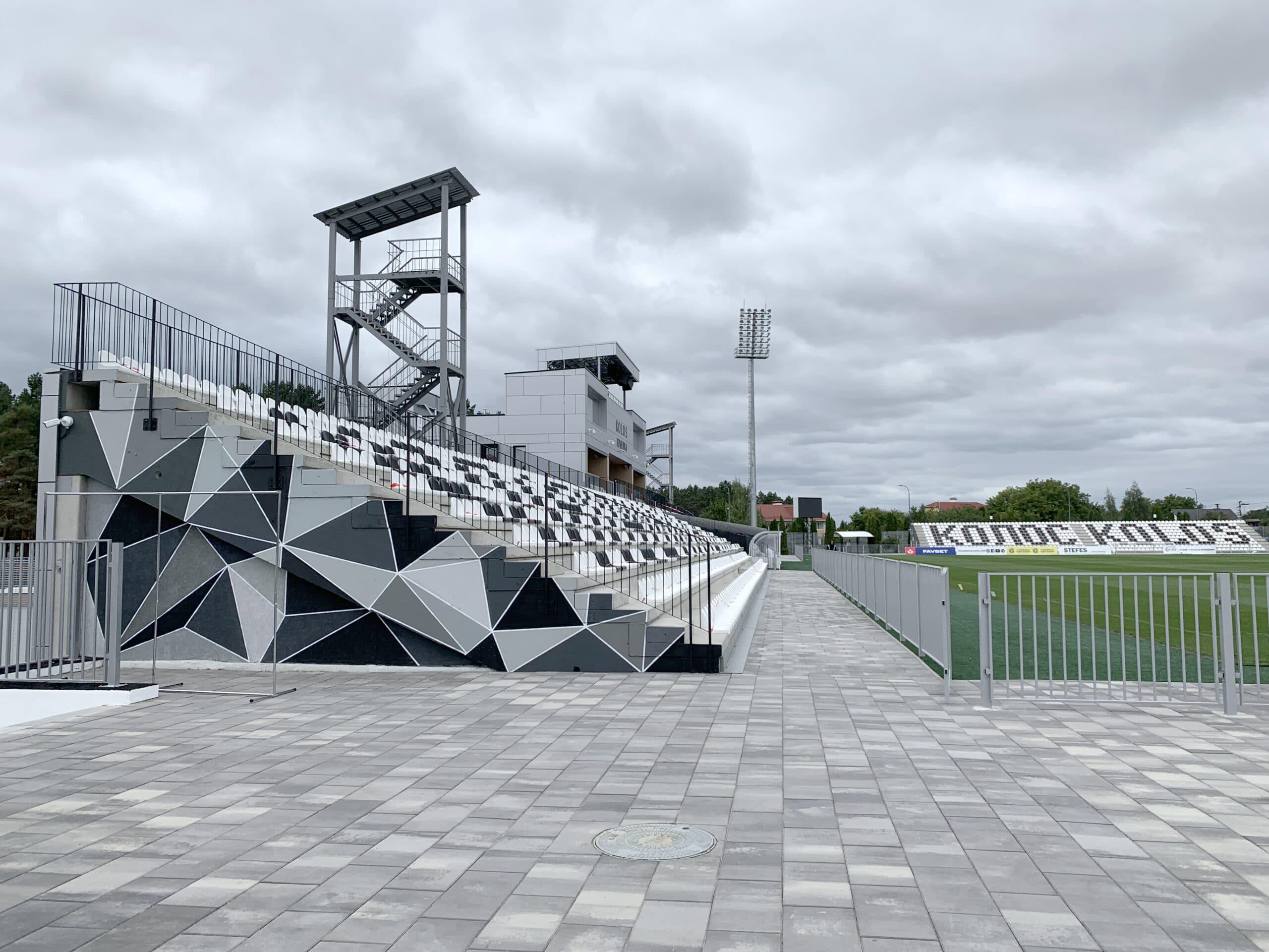 Muralmarket | Роспись стадиона ФК Колос 2